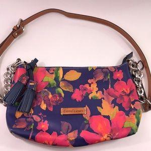 Cavalcanti leather bag, NWT